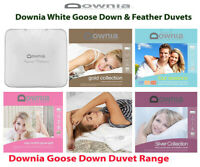 Downia White Goose Down & Feather Imperial Gold Four Season Doona| Duvet| Quilt