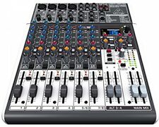 Xenyx USB Premium 12-Input 2/2-Bus analog mixer musical sound Mic vocal board