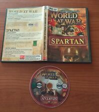 GARY GRIGSBY'S WORLD AT WAR & SPARTAN (PC GAME)