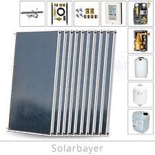 Solarbayer Solarset/Forfait solaire 20,20m² Installation solaire pour Eau chaude