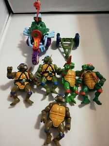 Tmnt vintage lot with free shipping