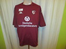 "1.FC Kaiserslautern Kappa Trikot 2003/04 ""Deutsche Vermögensberatung"" Gr.XL-XXL"