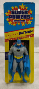 DC Super Powers Collection Batman Action Figure - Sealed - 1986 - Half Card