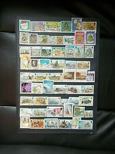 More details for  quality packet of 200 different used isle of man stamps~collection~uk seller