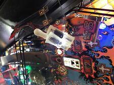 Metallica Met Pinball Machine Electrical Switch Led Mod Stern