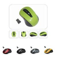 2.4G Small USB Wireless Mouse Optical Cordless Mice for Laptop Notebook PC