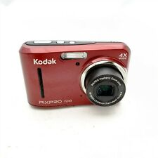 Kodak PIXPRO Friendly Zoom FZ43-RD 16MP Digital Camera (Red) -NOT WORKING-
