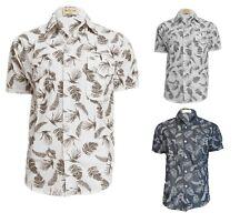 Camicia Uomo Hawaiana Casual Mezza Manica Manica Corta moda 2020