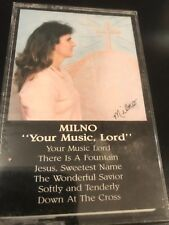 Milno - Your Music Lord (cassette) SEALED