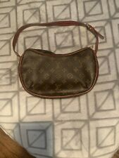 LOUIS VUITTON Monogram Pochette Accessories Clutch Pouch Handbag Bag Purse