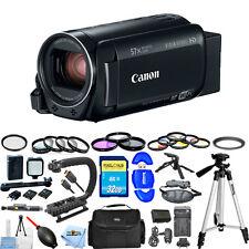 Canon VIXIA HF R80 3.28MP Full HD Camcorder!! USA MODEL MEGA BUNDLE BRAND NEW!!