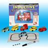 New Follow Any Drawn Line Magic Pen Inductive Toy Car Truck Bus Tank Model UK