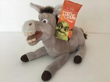 Shrek 2 Donkey Bean Toy Plush with tags
