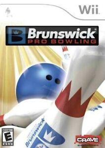 Brunswick Pro Bowling - Nintendo  Wii Game