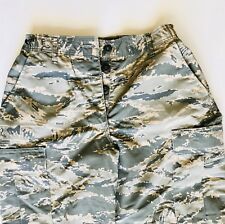 US Air Force DSCP Women's Military Camouflage Trousers Pants Tiger Stripe Sz 10
