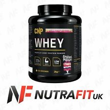 CNP WHEY protein concentrate isolate powder SUMMER TRIFLE LIMITED EDITION