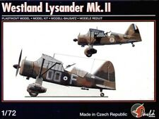 Pavla 1/72 Westland Lysander Mk.II # 72048