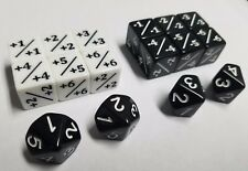 Counter Dice & Spindown d10 Dice Combo Pack / Great For Magic: The Gathering CCG