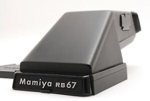 Mamiya RB67 PD Prism Finder For RB67 Pro S SD Meter Works from Japan