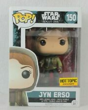 Funko Pop Rogue One JYN ERSO HOT TOPIC Exclusive Vinyl Figure 150 R1 SW
