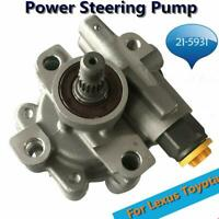 Power Steering Pump For 95-07 Toyota Camry Sienna Highlander 3.0L 3.3L V6