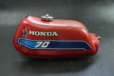 1982 Honda ATC70 Gas Tank Fuel Cell B4308