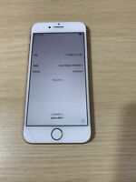 FAULTY APPLE IPHONE 8 - GOLD - 64GB - READ DESCRIPTION FAULTY SPARES OR REPAIR
