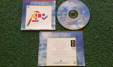 TANGERINE DREAM **Optical Race** RARE & UNIQUE 1995 COVER CD Spain