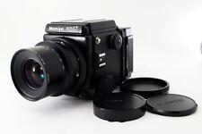 Mamiya RZ67 Pro II + Sekor Z 90mm F/3.5 Lens + 120 Film Back from JAPAN #199939
