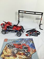 LEGO Technic set# 8279 - 4WD X-Track Car / Dragster with instructions & motor