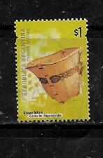 ARGENTINA SC #2130 2000 PESO ARCHEOLOGICAL ARTICAT POSTALLY USED SINGLE STAMP