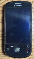 HTC SAPP310 MyTouch T-Mobile Fast Shipping Cell Phone Black Fair Used 3g