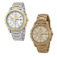 Fossil Dean Chronograph Men's Watch - Choose color