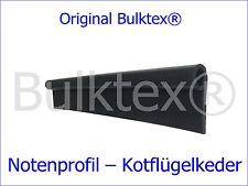 BULKTEX® Keder Kederprofil Dichtprofil Notenprofil Gummiprofil 1 Meter