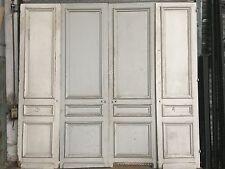 Porte ancienne / Porte de passage / Porte en bois / Element d'architecture