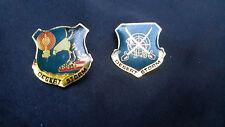 Operation Desert Storm Hat Pin Set of 2 American Eagle Flag Camel Swords