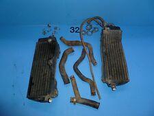 Honda 1986 CR500 Radiators #19010-ML3-670, #19015-ML3-670