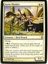 Magic Commander 2013 - 4x Aerie Mystics