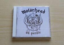 MOTORHEAD - ON PAROLE - CD SIGILLATO (SEALED)