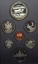 1985 Canada Proof Double Dollar Set