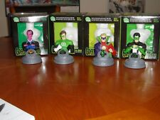 Green Lantern Busts with Rings