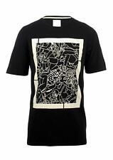 Elvine Cesar Tee Shirt Midnight Blue Size Large RRP £39.99