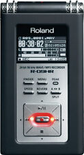 Edirol Roland R-09HR | High-Resolution WAVE/MP3 sound recorder