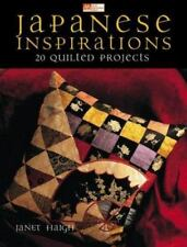 That Patchwork Place Japanese Inspirations Hardcover 2000 (#64)