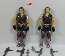 gi joe CRIMSON GUARD COMMANDER XAMOT TOMAX 2002 v2 G60
