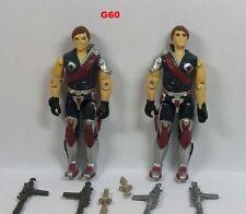 gi joe CRIMSON GUARD COMMANDER XAMOT TOMAX 2002 v2 G60
