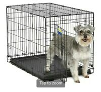 Midwest homes for pets Contour medium Folding Dog Crate
