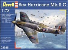 KIT REVELL 1:72 AEREO DA MONTARE SEA HURRICANE MK.II C ART. 03985