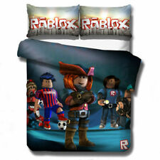Roblox Quilt Cover Bedding Set 3Pcs Duvet Cover Pillowcase Comforter Cover Gifts