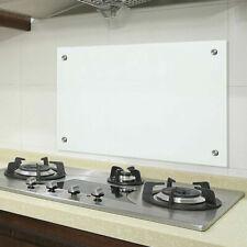 Küche Spritzschutz viele Sicherheitsglas 6mm Größen Glas Küchenrückwand ESG